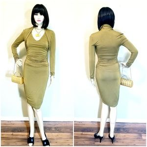 MARCIANO Olive Dress